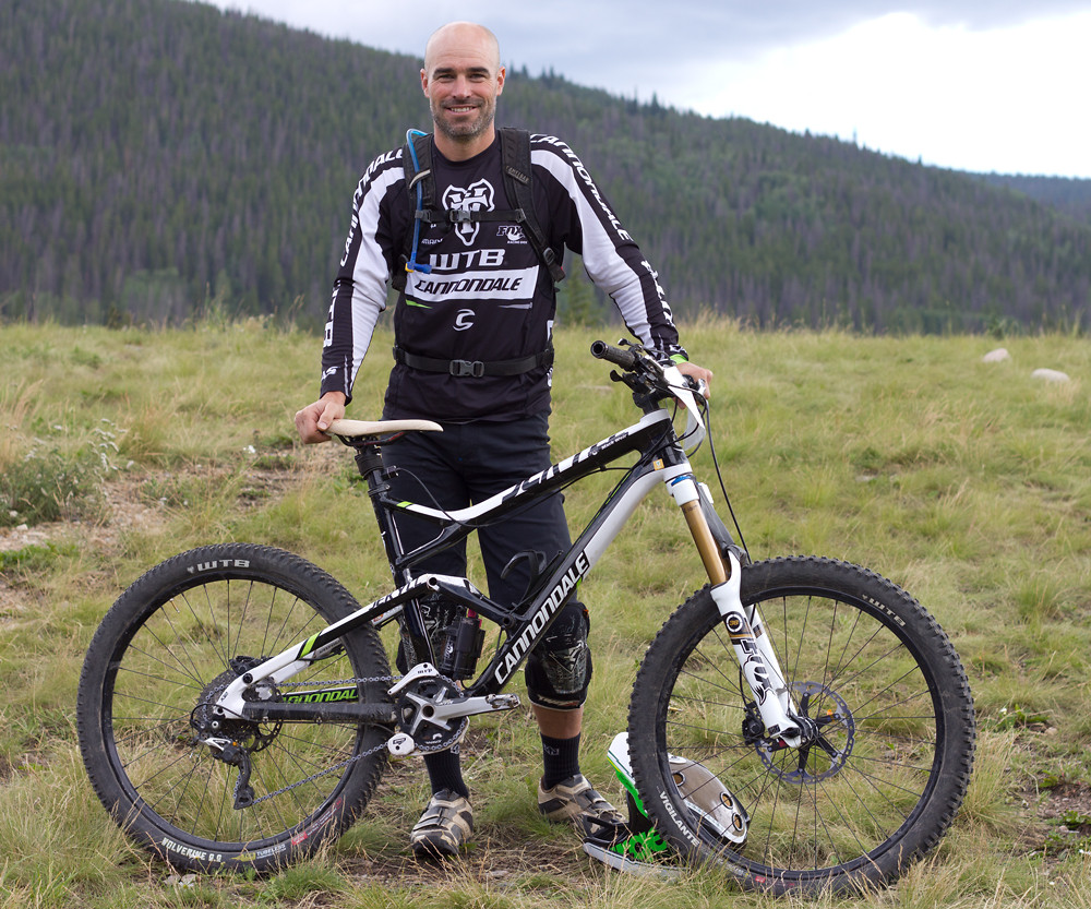 Mark Weir, Cannondale Jekyll - NoahColorado - Mountain Biking Pictures - Vital MTB