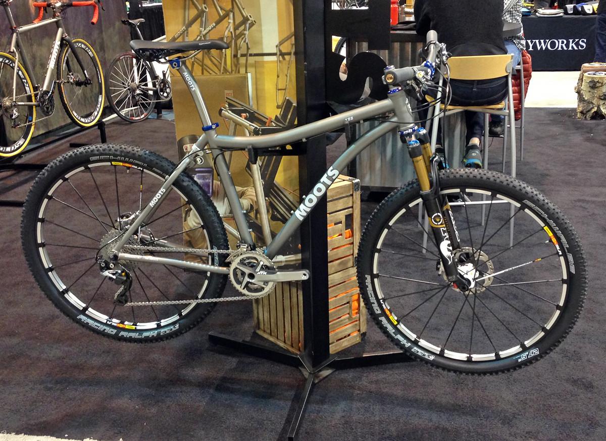 Moots Trailbuilder - NoahColorado - Mountain Biking Pictures - Vital MTB