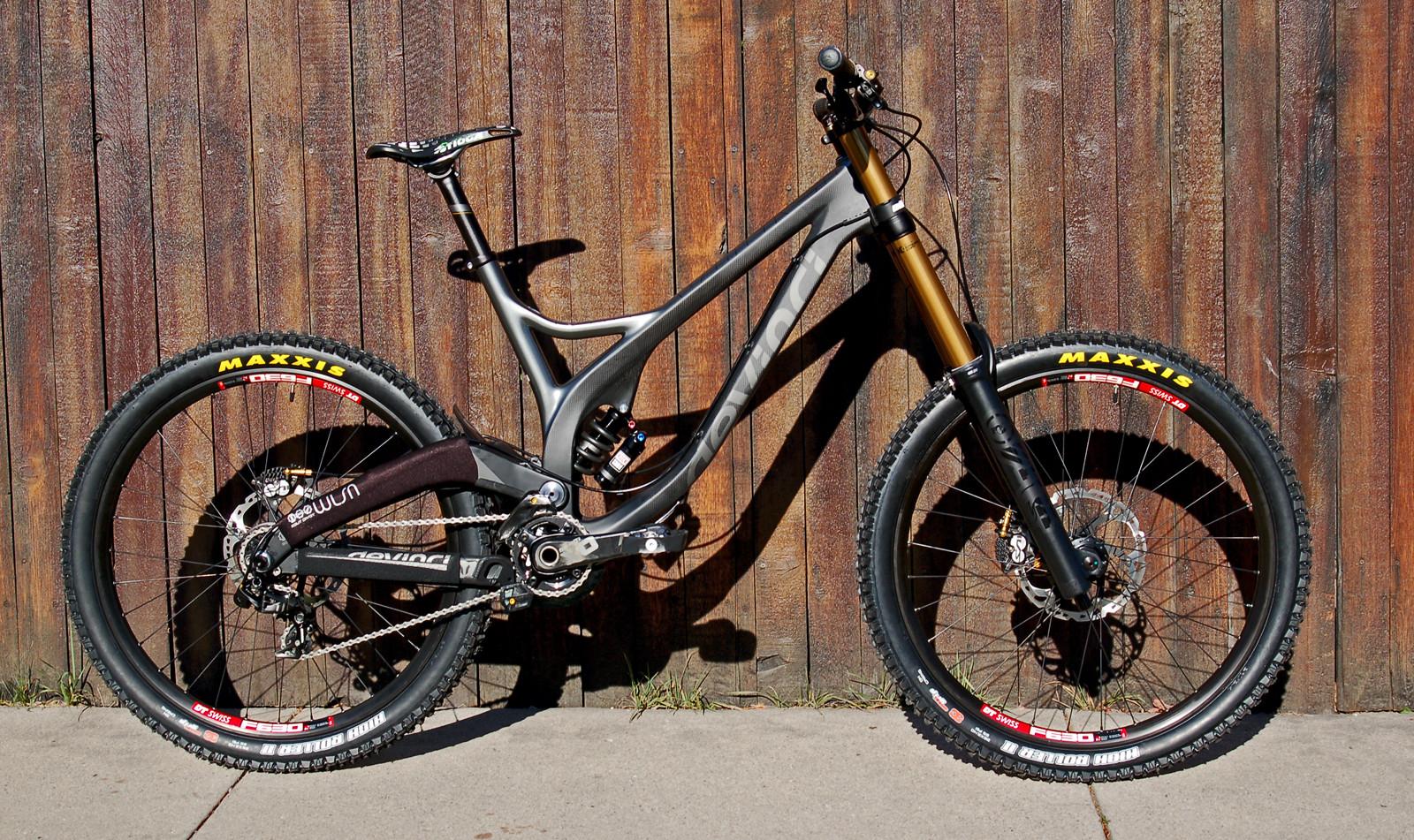 Go-Ride Devinci Wilson Custom Build