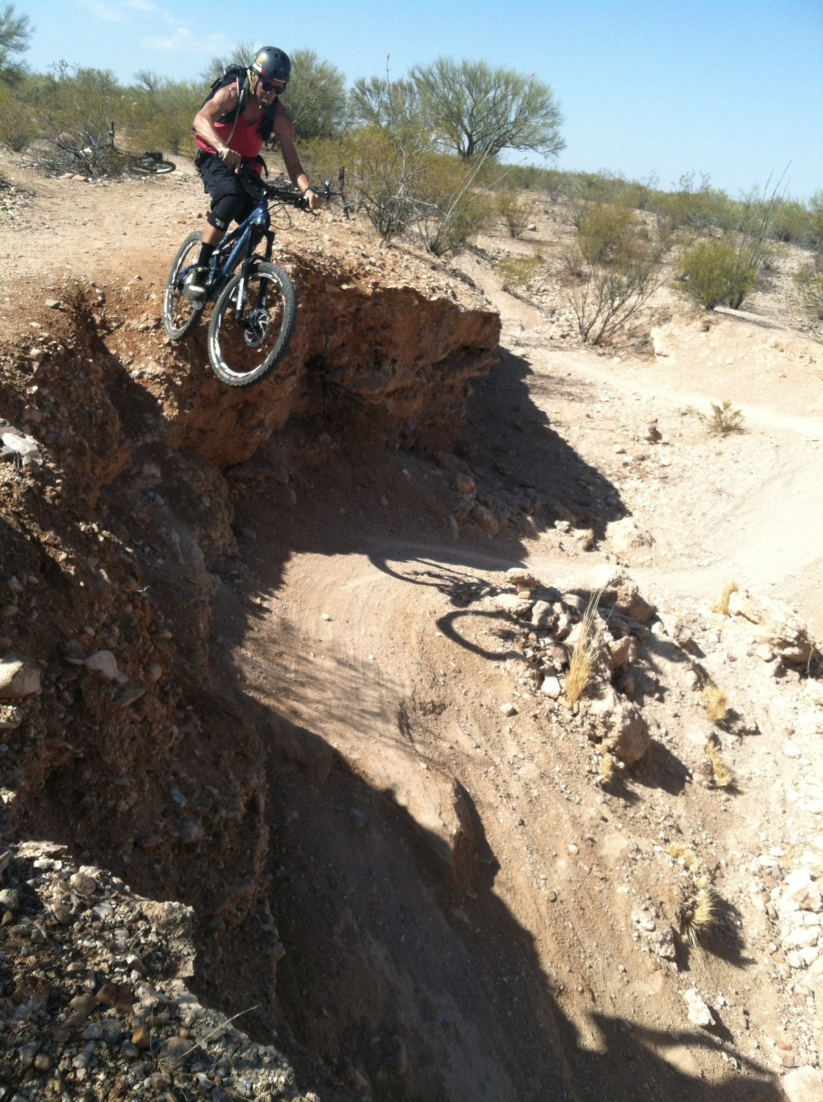 Droppin' In - JordanJoker10 - Mountain Biking Pictures - Vital MTB