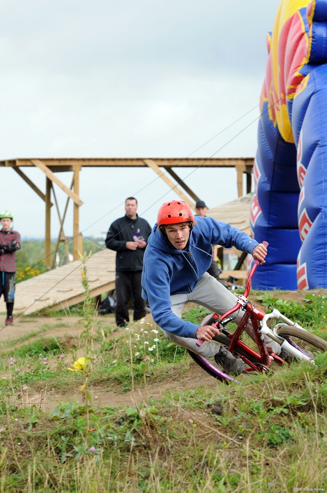 Pumptrack on time at Dk Dirtmasters - Fredleth - Mountain Biking Pictures - Vital MTB