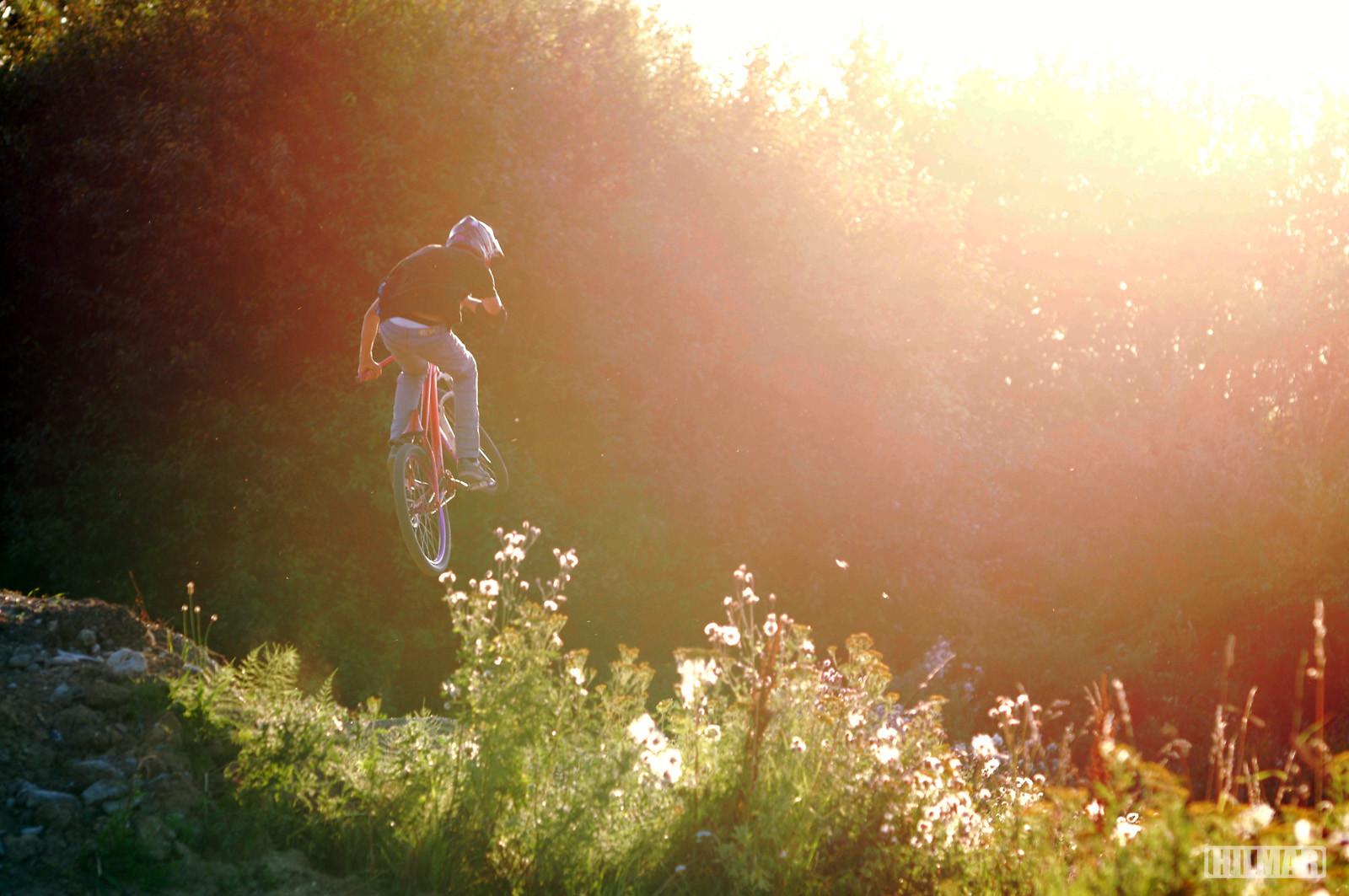 Sunset sesh - Fredleth - Mountain Biking Pictures - Vital MTB