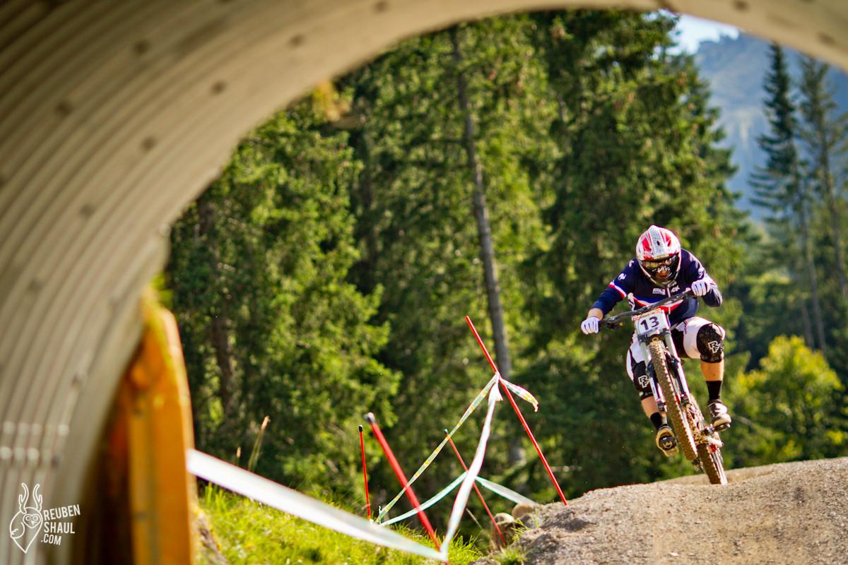 Remi Thirion - reubenshaul - Mountain Biking Pictures - Vital MTB