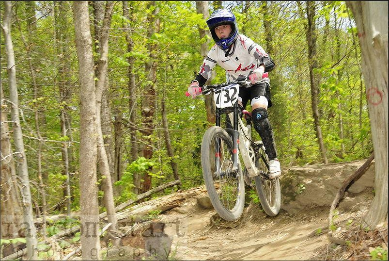 Fear or Determination? - louevilcyclist - Mountain Biking Pictures - Vital MTB