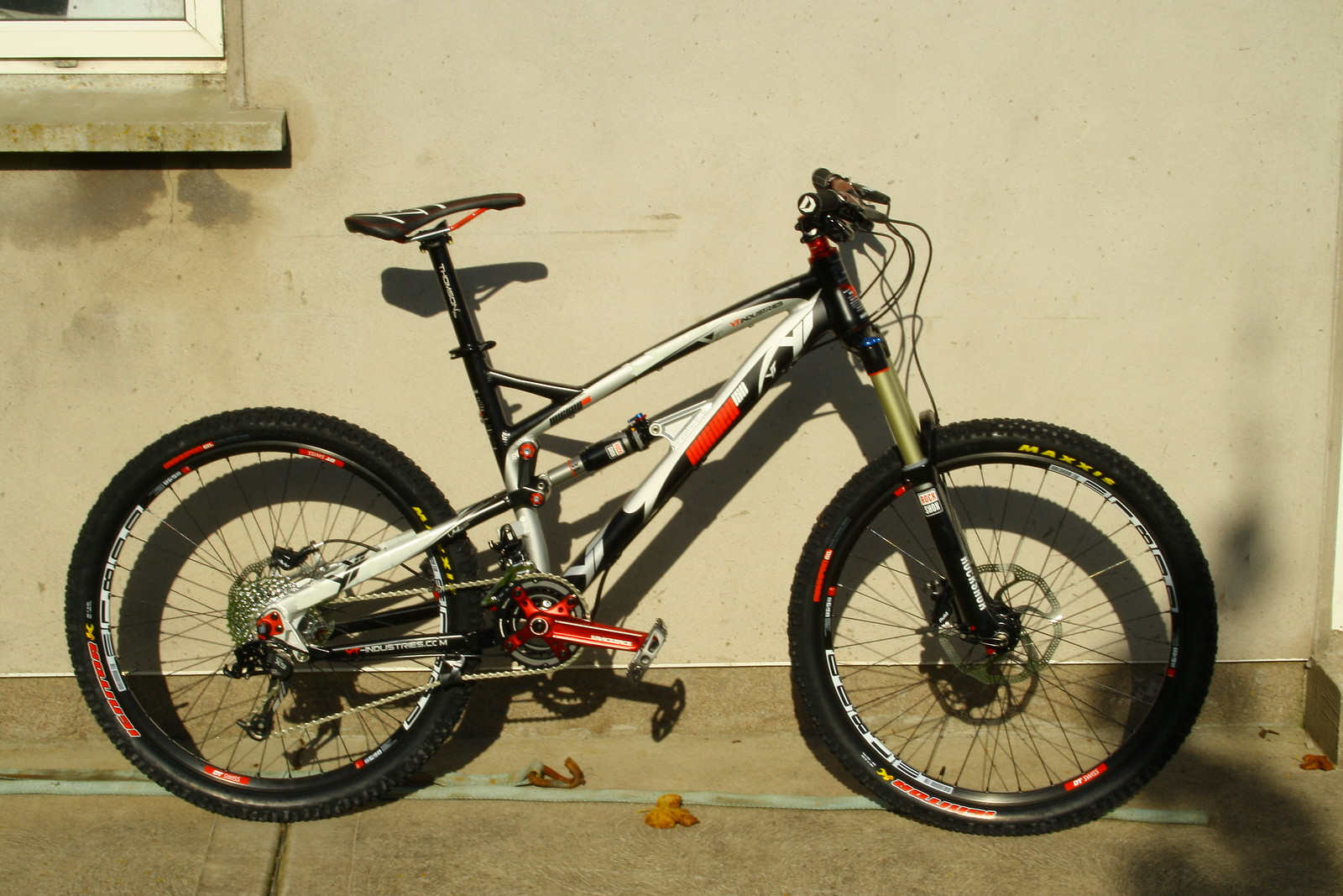 YT Industries Wicked 150 2013
