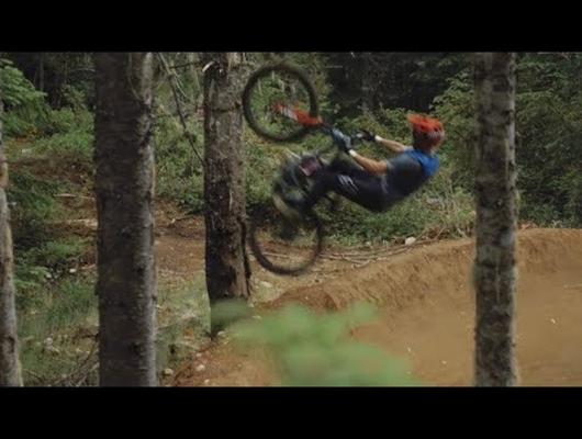 Kirt Voreis Owns Whistler Mountain Bike Park
