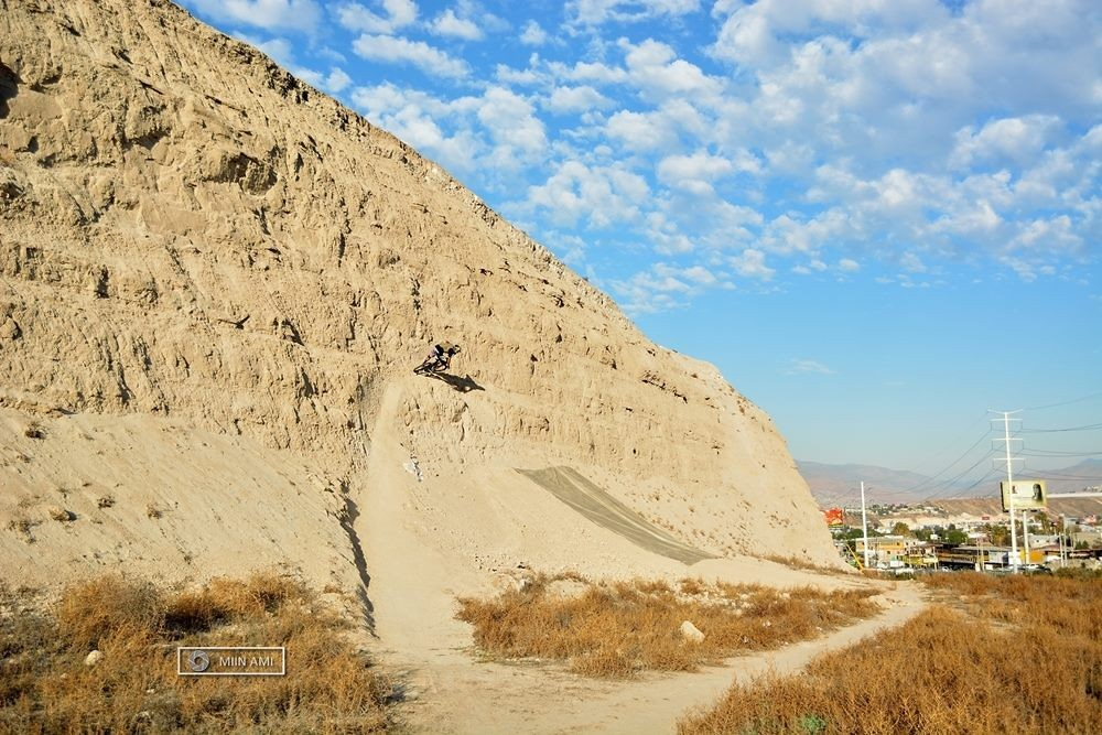 wallride 22feet - guillermo - Mountain Biking Pictures - Vital MTB