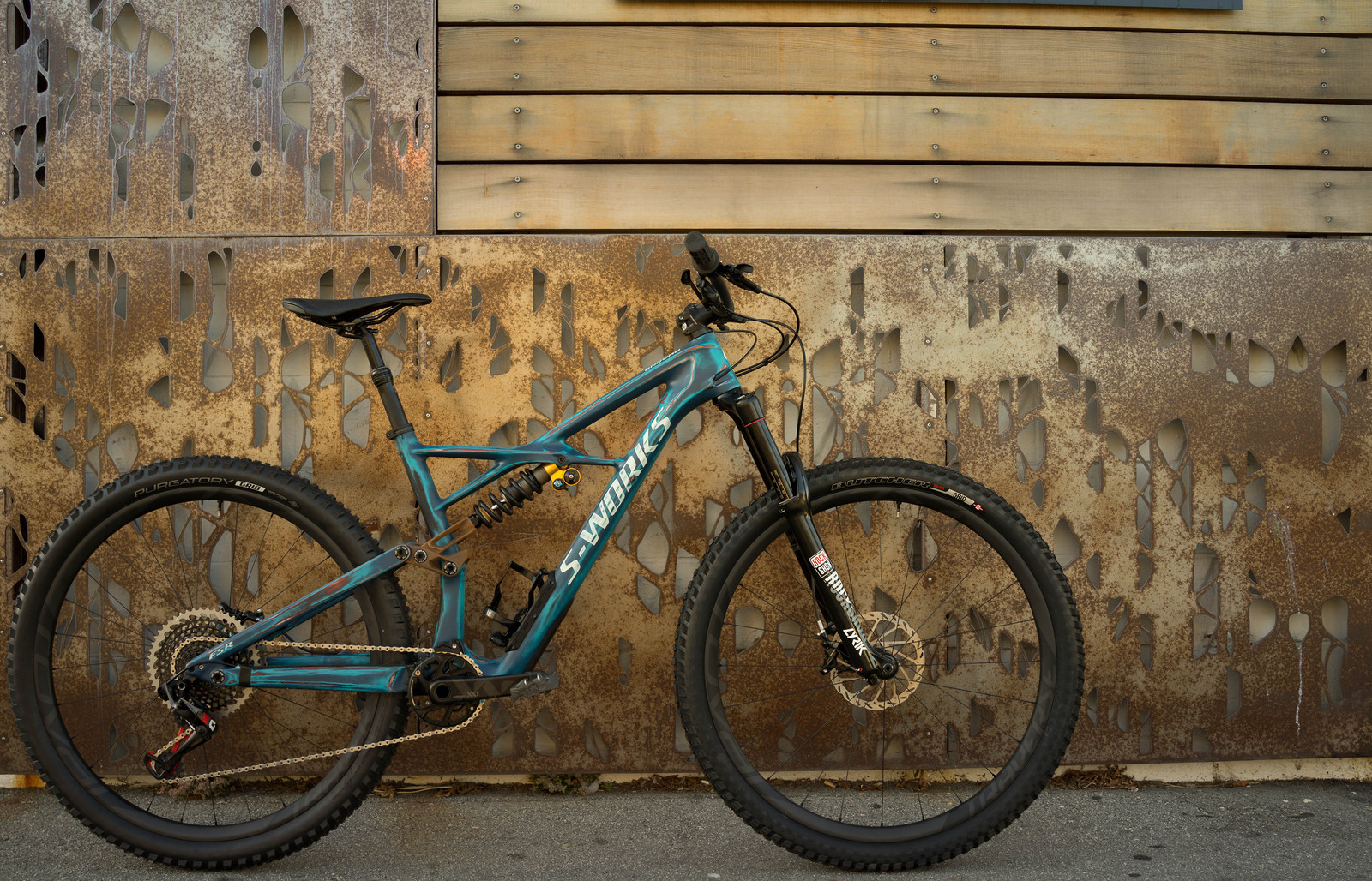 tough guy's Specialized
