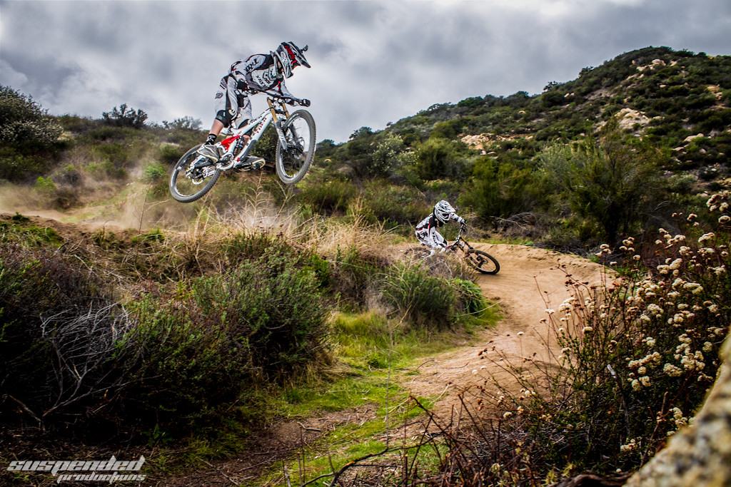 Charlie Harrison's Shortcut Pass - suspended-productions - Mountain Biking Pictures - Vital MTB