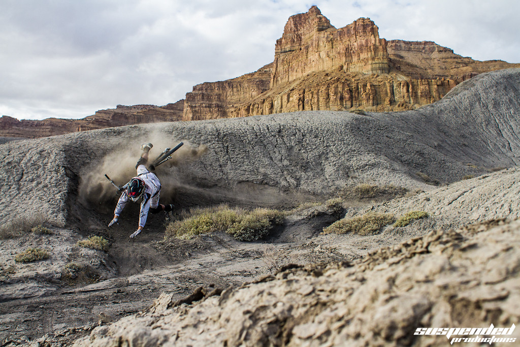 B-White getting wild - suspended-productions - Mountain Biking Pictures - Vital MTB