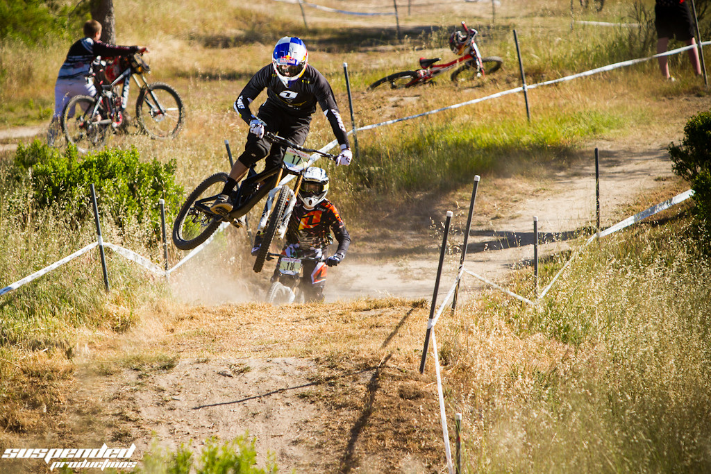 Gee Atherton Looking Solid - suspended-productions - Mountain Biking Pictures - Vital MTB