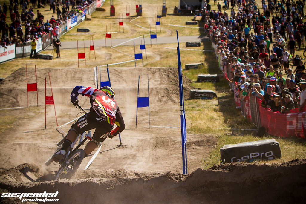 Mick Hannah Crushing the Competition - suspended-productions - Mountain Biking Pictures - Vital MTB