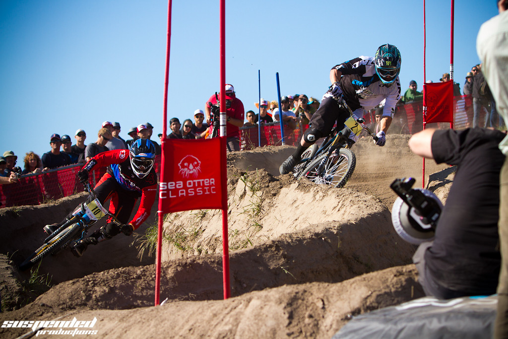 Jared Graves, Winner of the 2013 Sea Otter Dual Slalom - suspended-productions - Mountain Biking Pictures - Vital MTB