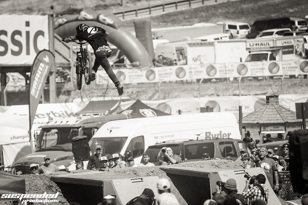 BMX Super Star: Barry Nobles - suspended-productions - Mountain Biking Pictures - Vital MTB