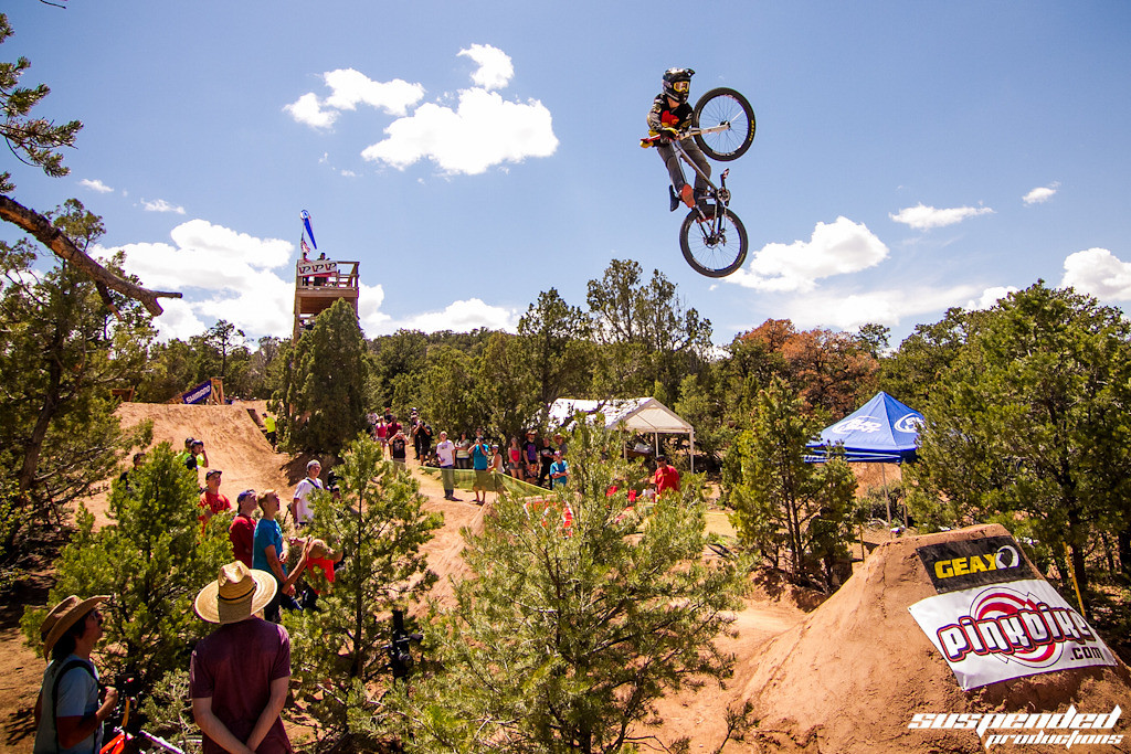 Mitch Mcfee Going HUGE - suspended-productions - Mountain Biking Pictures - Vital MTB