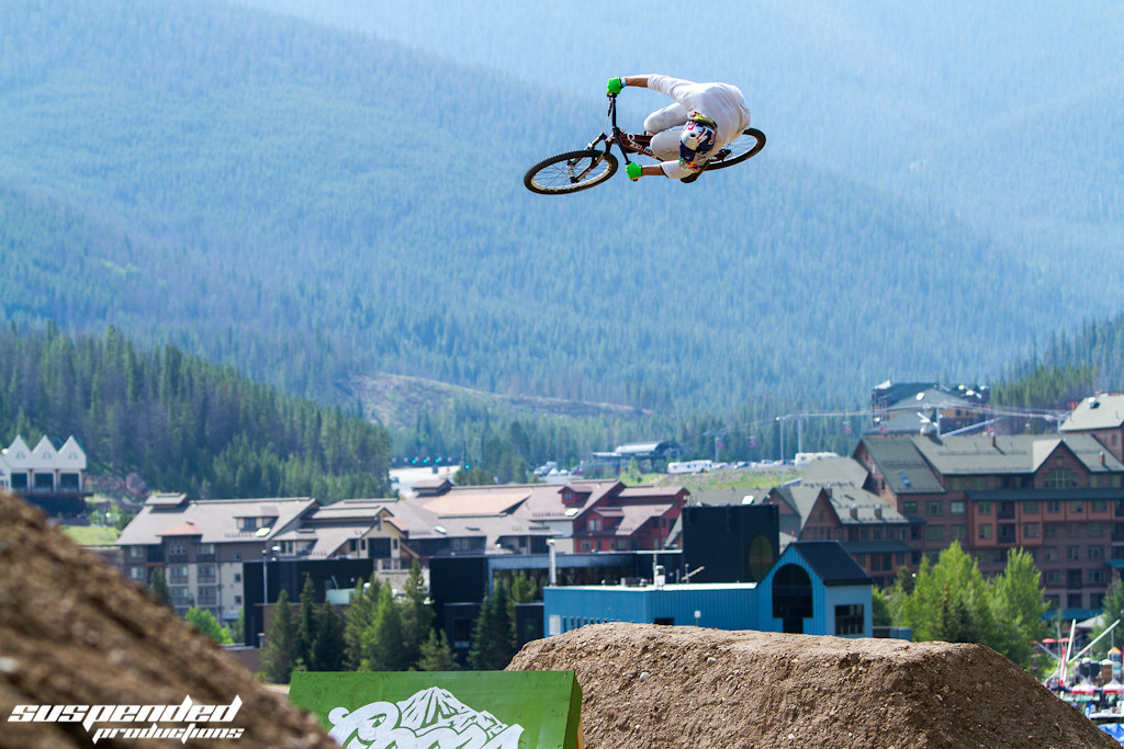 CFFest Slopestyle Finals Photos and Videos: Martin Soderstrom, Corked 3 - suspended-productions - Mountain Biking Pictures - Vital MTB