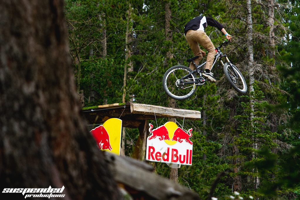 Cam Zink, 360 Drop at CFFest - suspended-productions - Mountain Biking Pictures - Vital MTB
