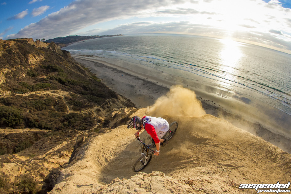 Beach Shredding - suspended-productions - Mountain Biking Pictures - Vital MTB