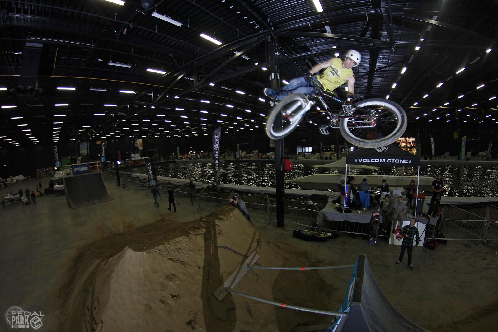taking the win!!! - PedalPark - Mountain Biking Pictures - Vital MTB