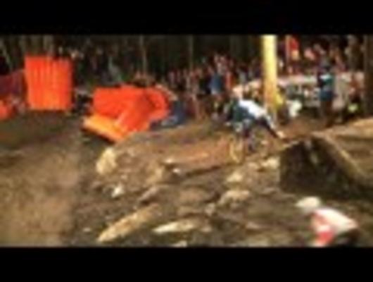 MTB 4x World Champs 2012 - sprungvideo.cc