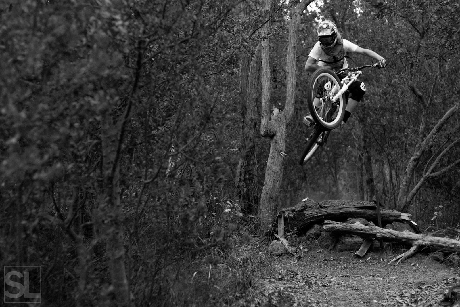 Droppin' Jaeger Bombs! - Chamakazi - Mountain Biking Pictures - Vital MTB