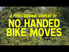 A professional display of 50 No Handed Bike Moves