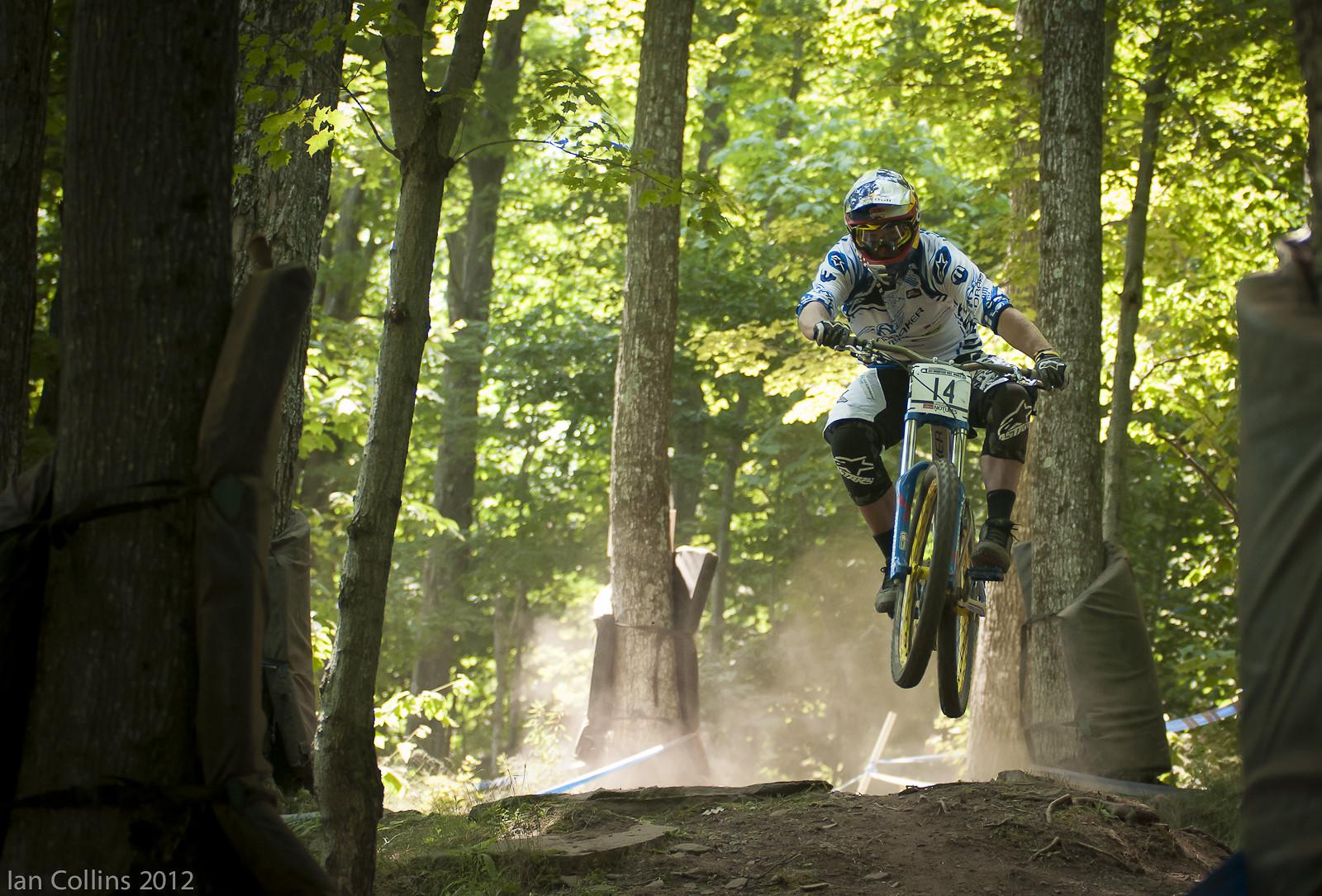 Brook MacDonald - Ian Collins - Mountain Biking Pictures - Vital MTB