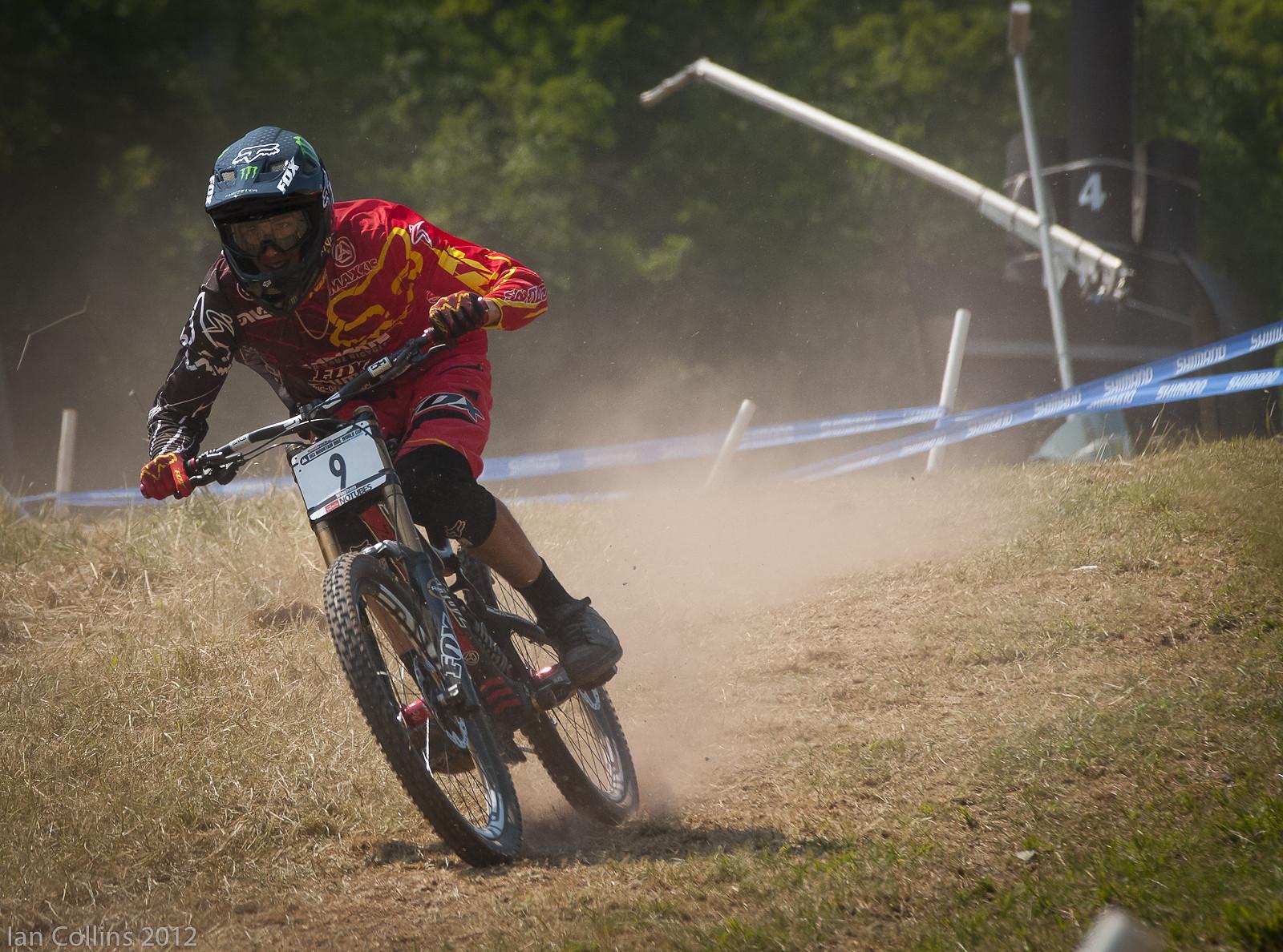 Josh Bryceland - Ian Collins - Mountain Biking Pictures - Vital MTB