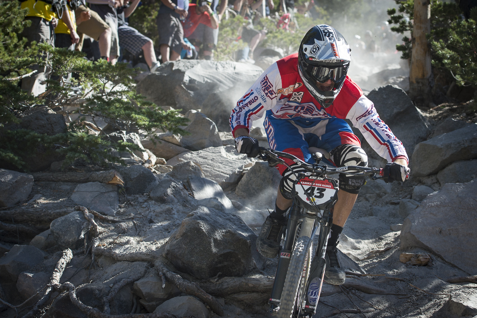 Race Gallery - ProGRT Finals, Mammoth - Kevin Aiello Victorious - Ian Collins - Mountain Biking Pictures - Vital MTB