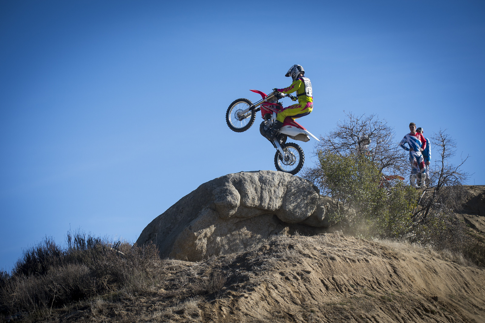 Noah Kepple - Ian Collins - Mountain Biking Pictures - Vital MTB