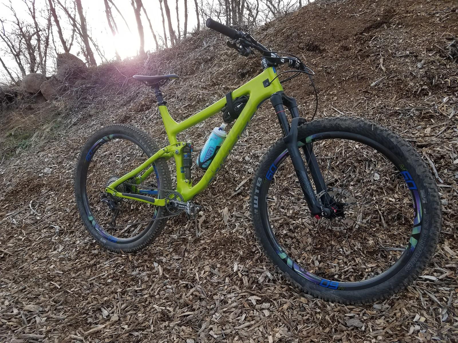 Norco Optic - vogankhadafi - Mountain Biking Pictures - Vital MTB