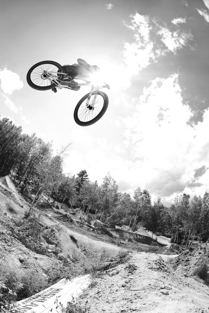 Andrew Boosting  - nickkeating - Mountain Biking Pictures - Vital MTB