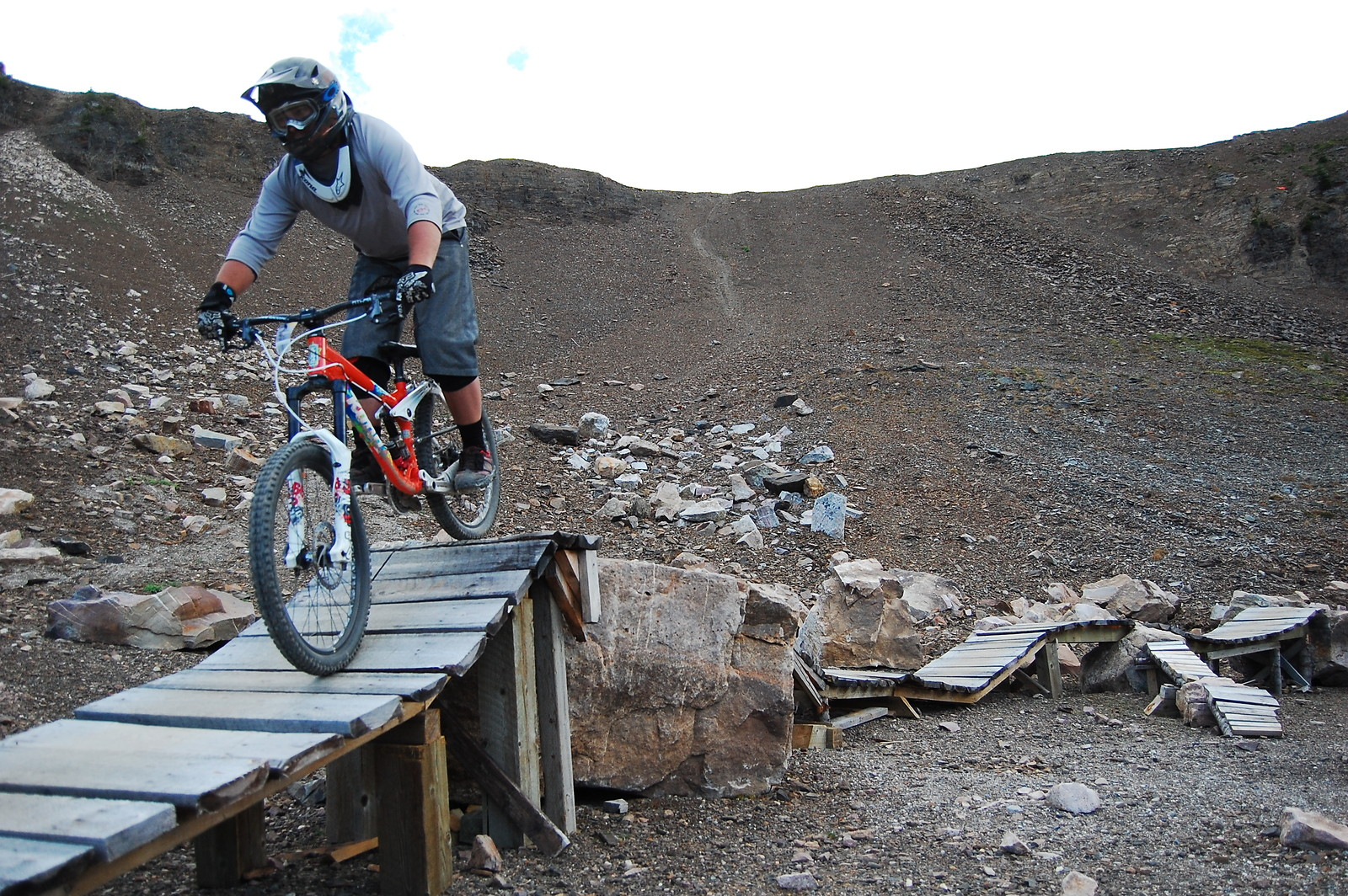 Freeride, Kicking Horse Mounainresort, BC, Canada - dennis.leidelmeijer - Mountain Biking Pictures - Vital MTB