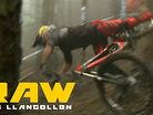Vital RAW - British Downhill Series, Llangollen Practice Carnage!