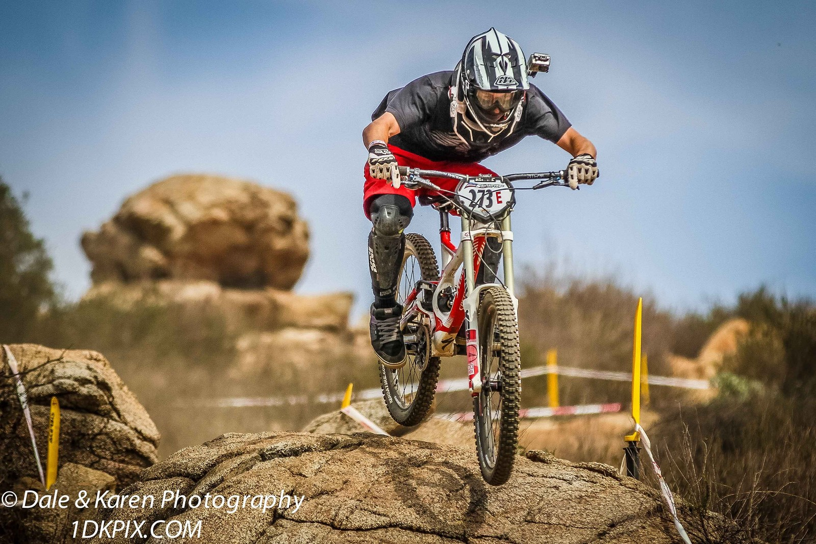 Fontana Nationals 2014 - Dale_Hernandez - Mountain Biking Pictures - Vital MTB