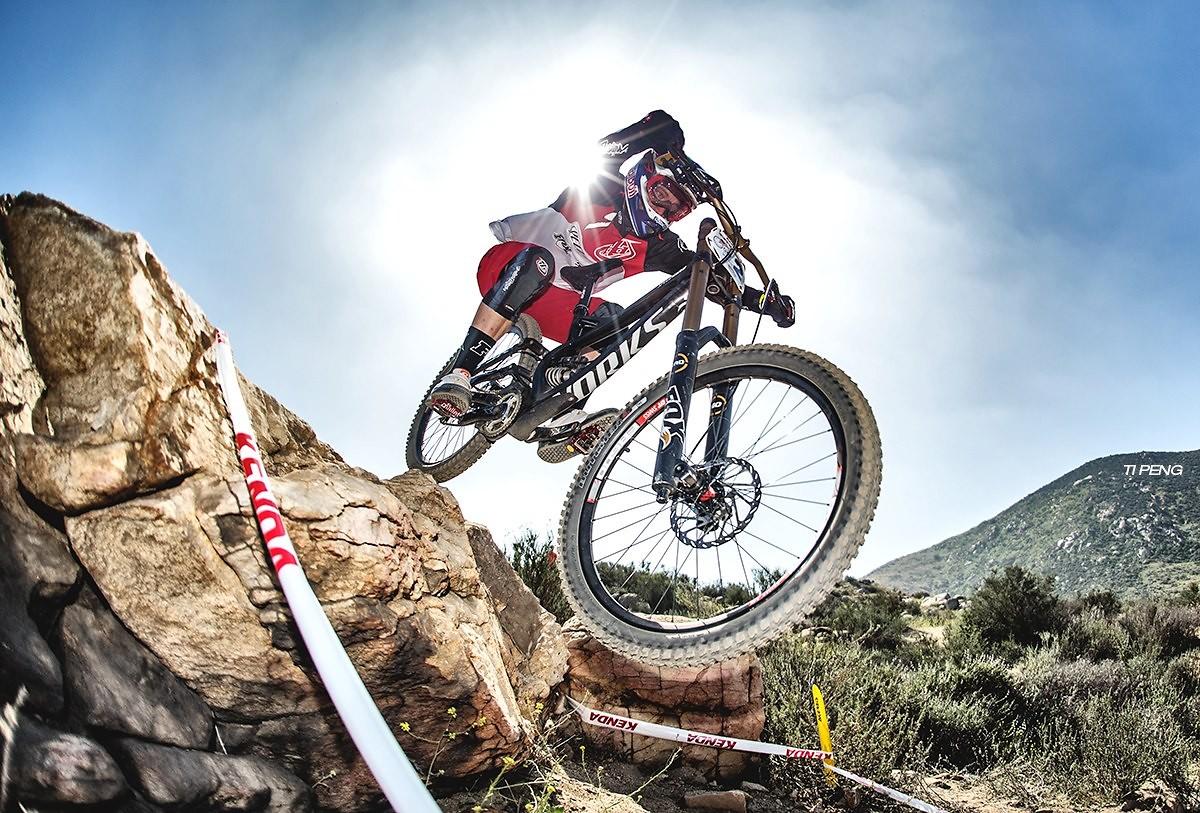 2013 Fontana City National - Aaron Gwin. - tipeng94 - Mountain Biking Pictures - Vital MTB
