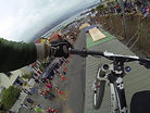 Lyttelton Urban Downhill 2013 - On board with Nick Jordan