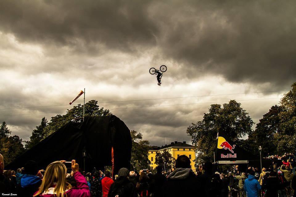 Andreu Lacondeguy at MSI - Kenneth Einars - Mountain Biking Pictures - Vital MTB