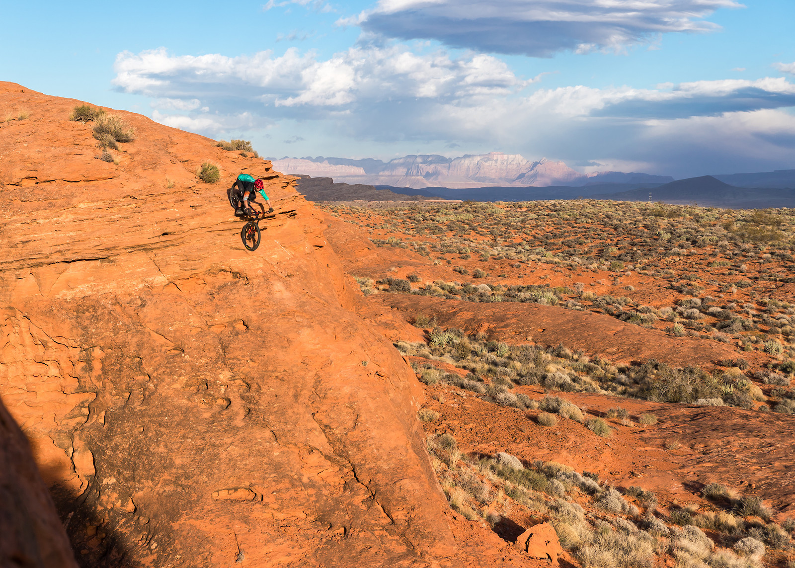 Sandstone and Sunsets - dirtworks911 - Mountain Biking Pictures - Vital MTB