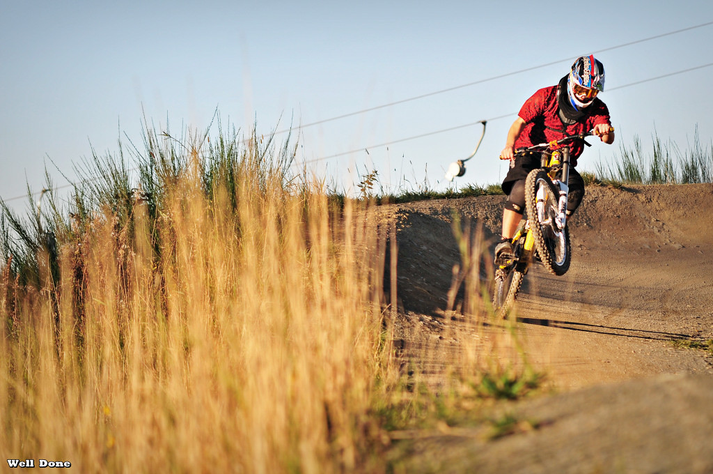 Florian Cappel - WellDone - Mountain Biking Pictures - Vital MTB