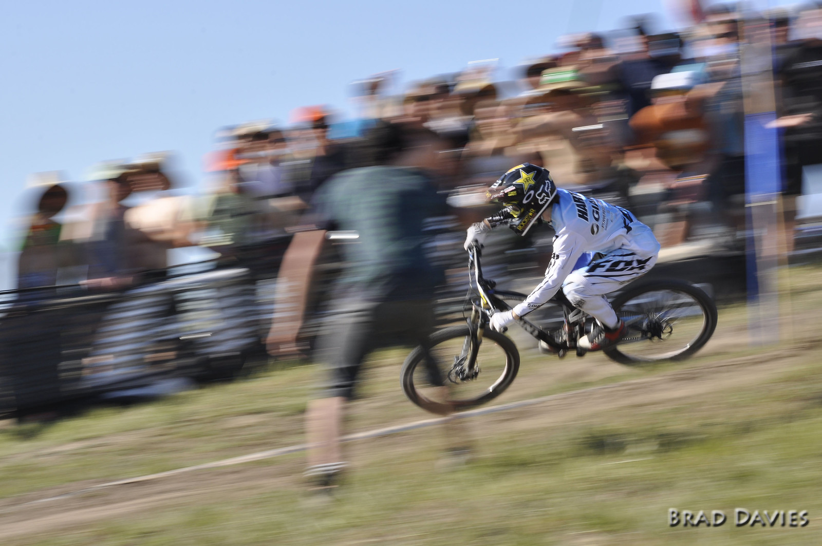 4th place went to Danny Hart - HourGlassPhotos - Mountain Biking Pictures - Vital MTB