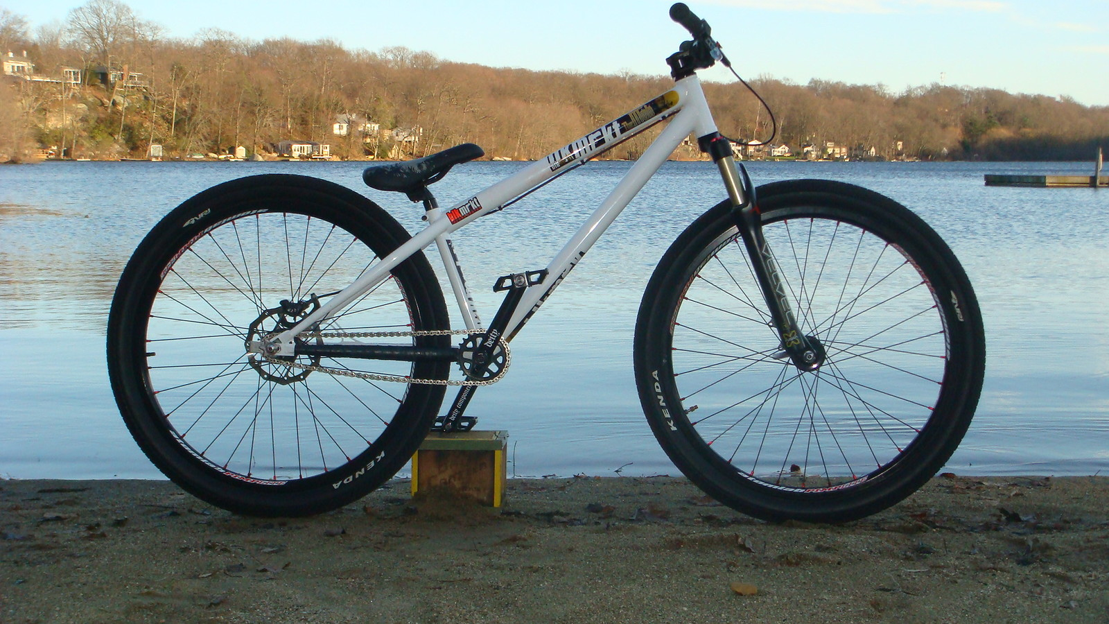 Ze Hardtail, iss nice