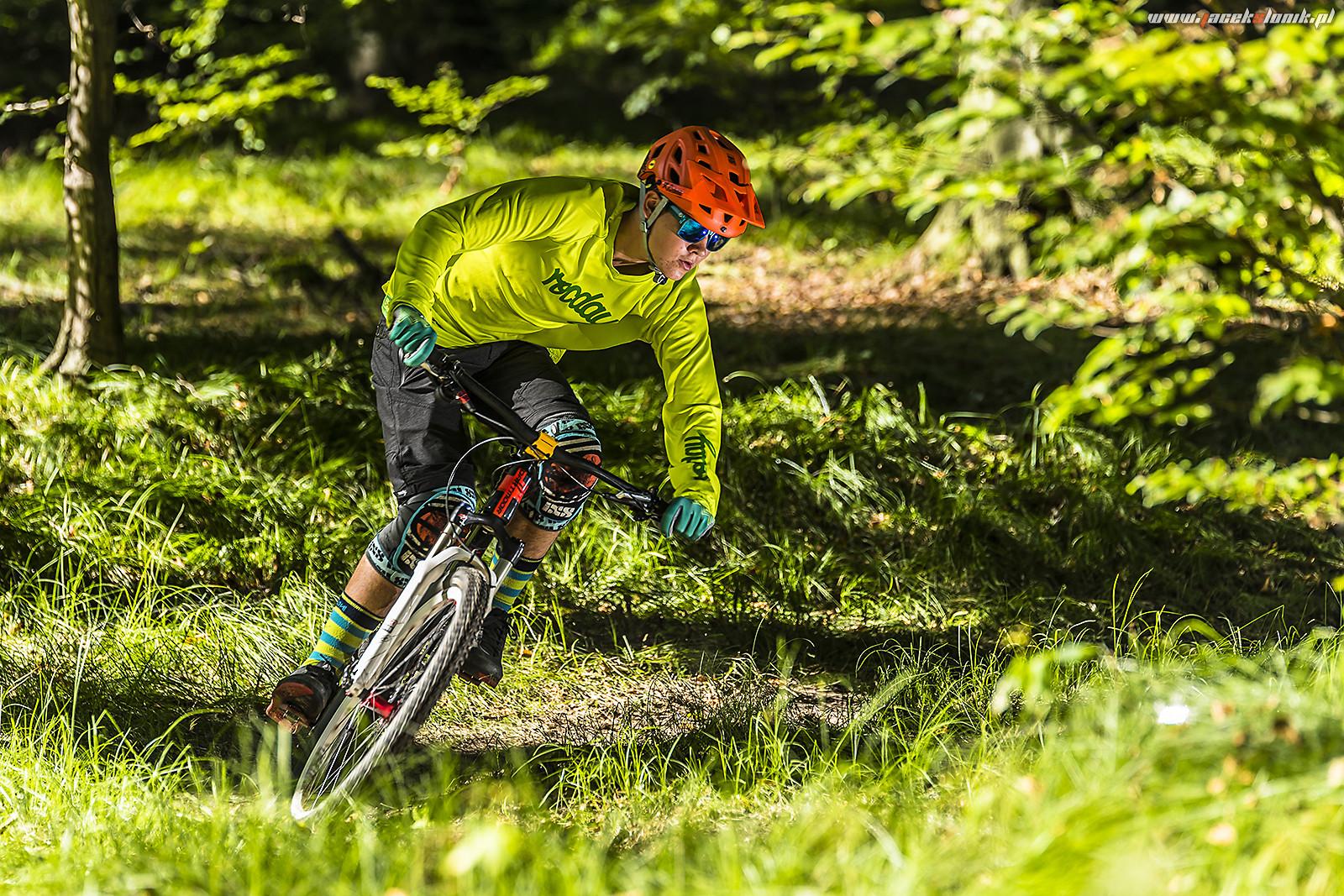 I'm enduro boy! - JacekSlonik - Mountain Biking Pictures - Vital MTB