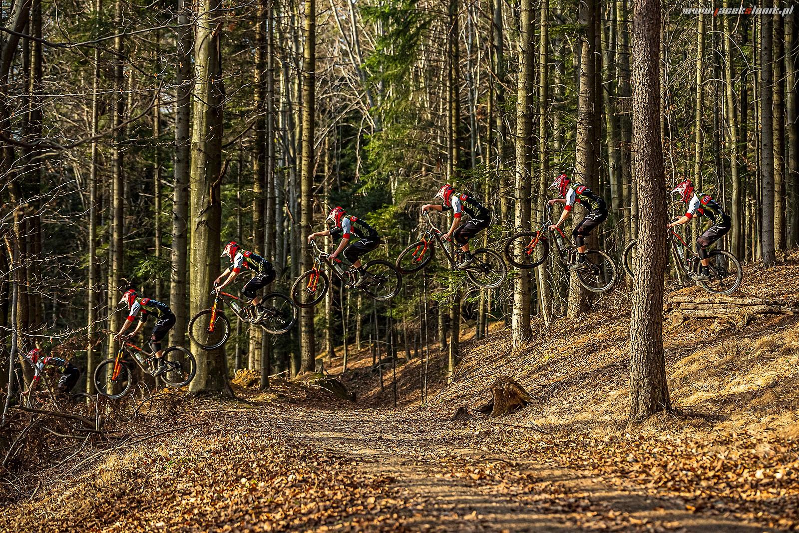 Jump into the new week! - JacekSlonik - Mountain Biking Pictures - Vital MTB