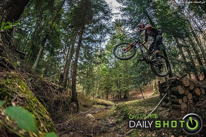 Now it's time for river gap! - JacekSlonik - Mountain Biking Pictures - Vital MTB