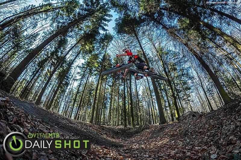 Chassis control! - JacekSlonik - Mountain Biking Pictures - Vital MTB