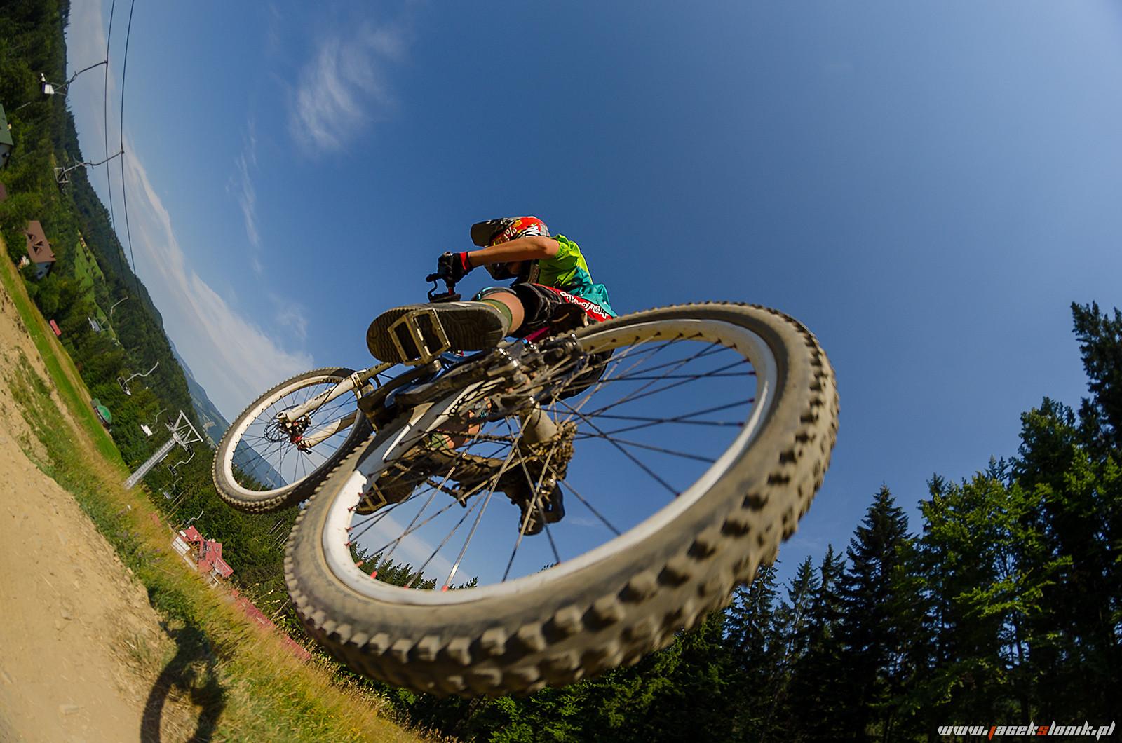 Let's whip it! - JacekSlonik - Mountain Biking Pictures - Vital MTB