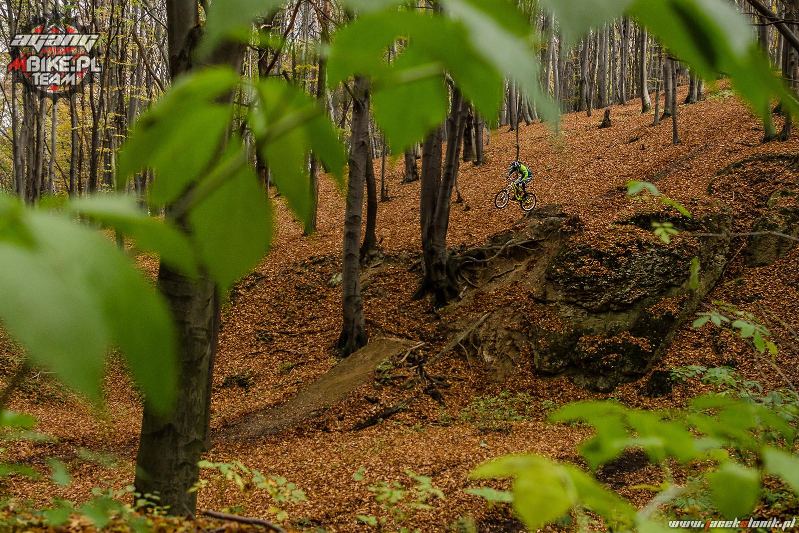 Krzysztof Kawula - JacekSlonik - Mountain Biking Pictures - Vital MTB