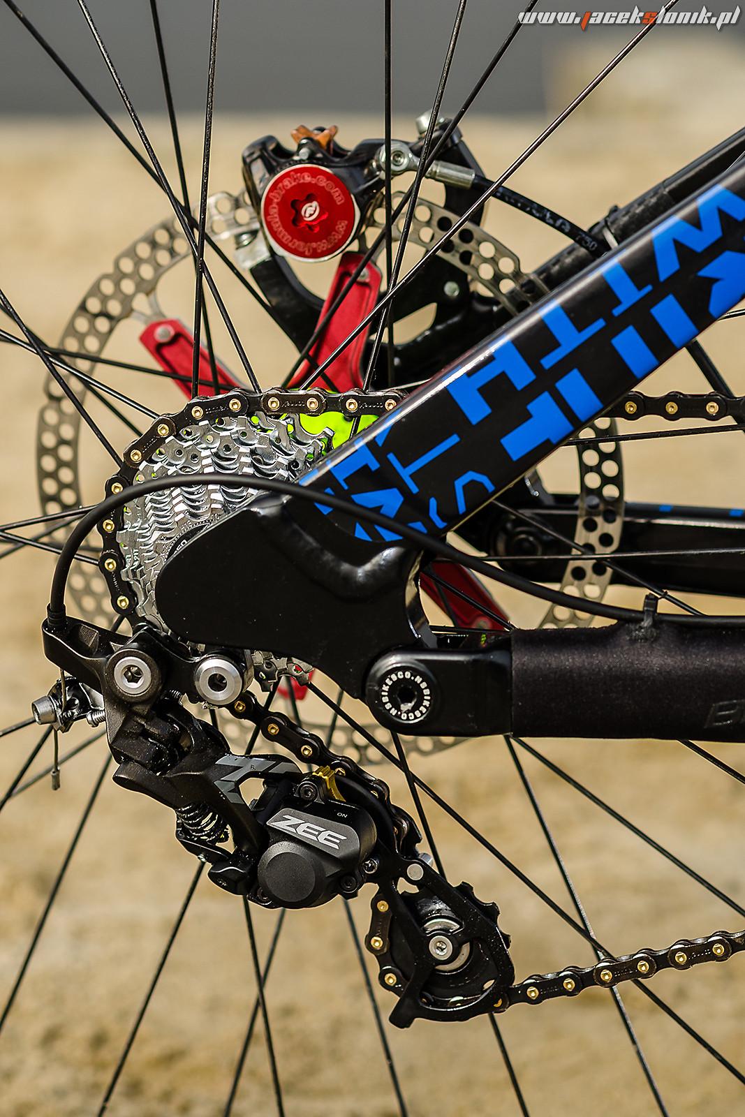 ab49b4b1fa7 NS Bikes Fuzz 2015 - JacekSlonik's Bike Check - Vital MTB