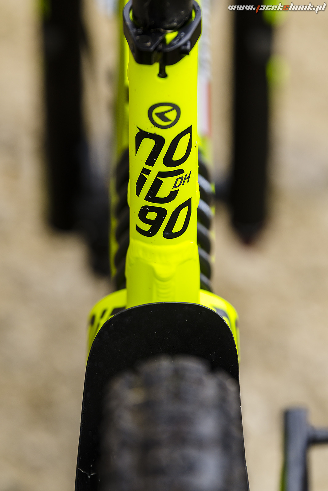 Kellys Noid 90 - JacekSlonik's Bike Check - Vital MTB